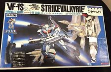Macross VF-1S Strike Valkyrie 1/55 Veritech Skull Toy Figure Near Mint Takatoku