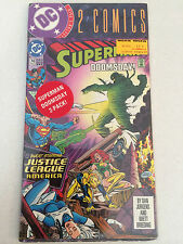 Superman #74 third print + Adventures of Superman 499 in SEALED Collector's pack