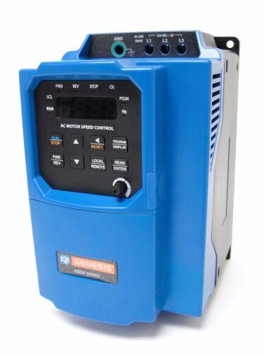 KB Electronics KBDF-29 Digital AC motor control 9641 upc 024822096416 9A 3HP