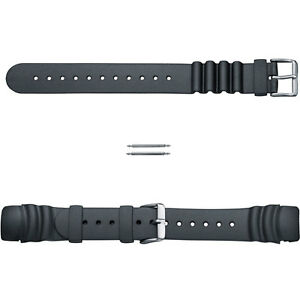 Image is loading SUUNTO-Stinger-and-Spyder-Gray-replacement-strap-kit- 62a0bdf9a11