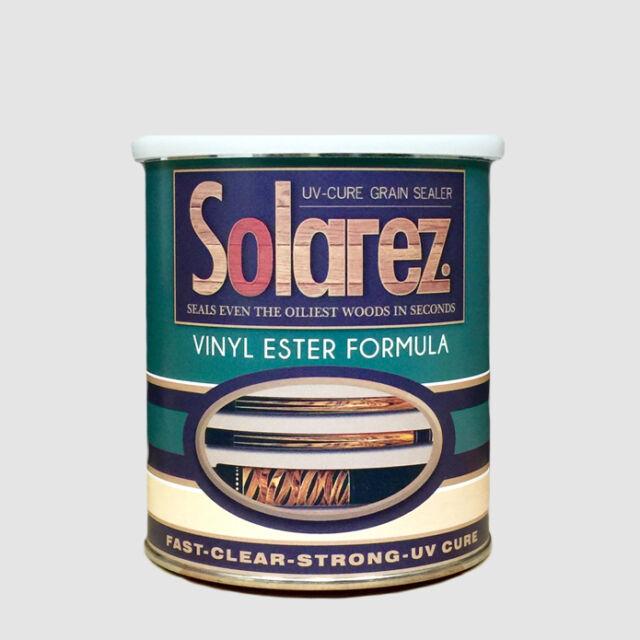Solarez Vinyl Ester UV-Cure Grain Sealer 1 Quart