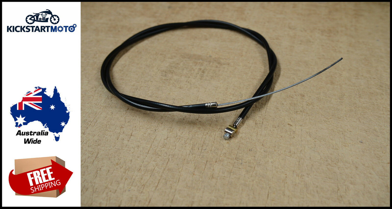Universal Clutch Cable 1550mm Long Fit EARLY YAMAHA SUZUKI HONDA CAFE RACER