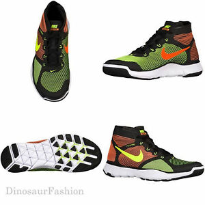 competitive price 37f2c 85024 Image is loading NIKE-FREE-TRAIN-INSTINCT-833274-078-Men-039-