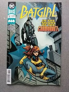 BATGIRL-32a-2019-DC-Universe-Comics-VF-NM-Book