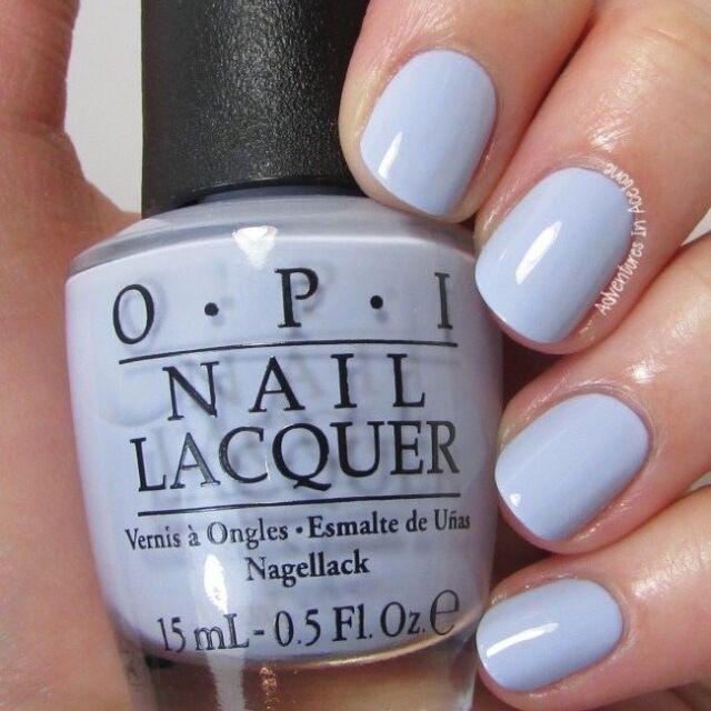 Opi Nail Polish Lacquer T76 I Am What I Amethyst 15ml