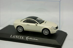 Norev-Presse-1-43-Lancia-Fulvia-2003-Blanche