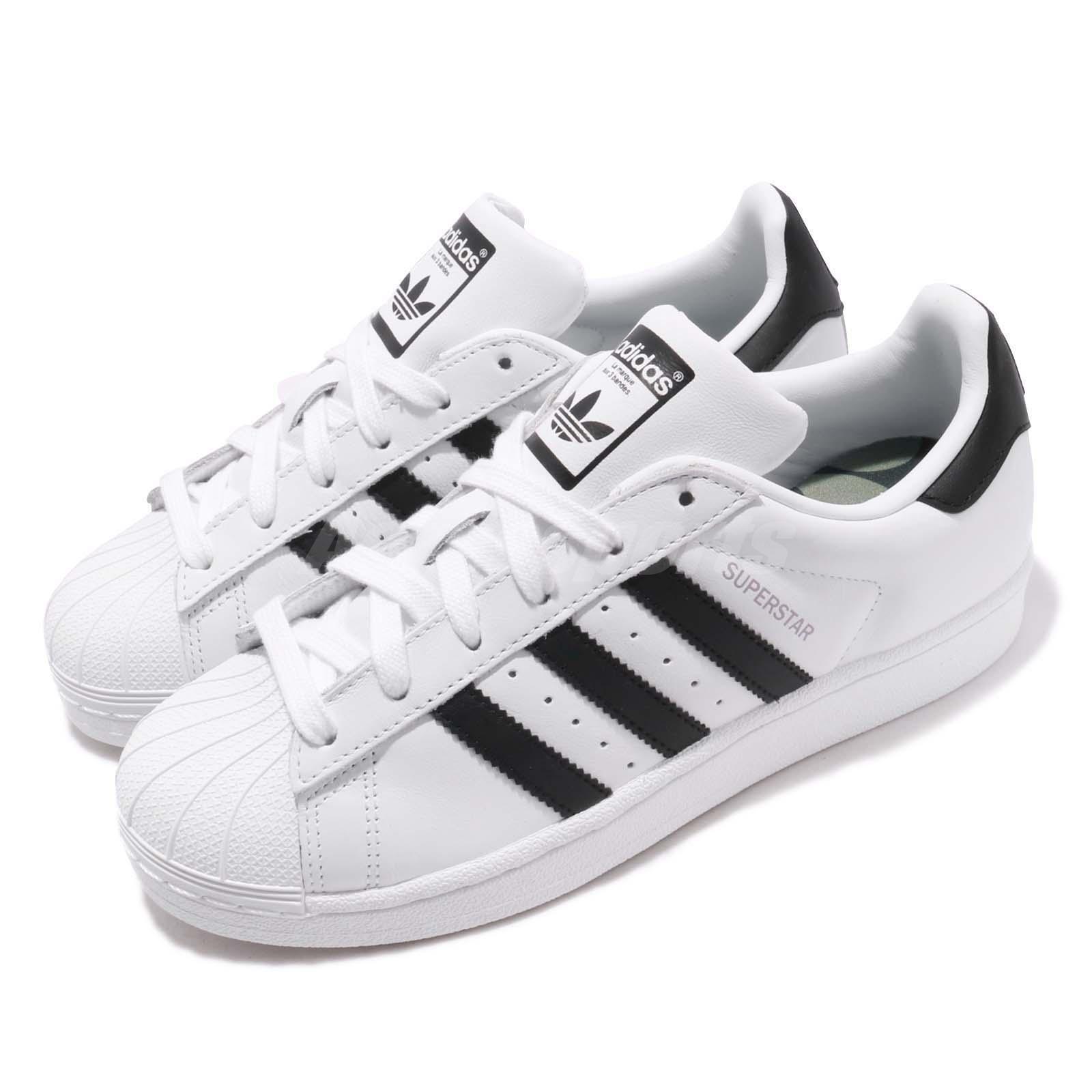 Adidas Originals Superstar W Hattie Stewart White Black Women Casual shoes CM8414