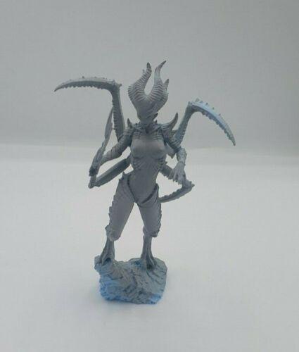 warhammer 40k//aos creature Caster keeper of secrets//spider chaos daemon slaanesh