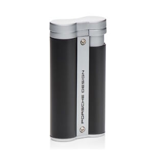 Flower Flame Cigar Lighter Black NEW Porsche Design