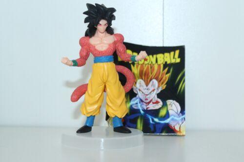 GOKU SUPER SAYAN PVC Figure gashapon DRAGON BALL GT