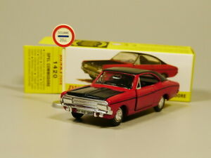 Dinky-Toys-1-43-Opel-Commodore-Diecast-Modelo-de-Coche