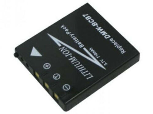 dmc-fx7s BATERIA para Panasonic Lumix dmc-fx7r cga-s004a//1b cga-s004 dmc-fx7t