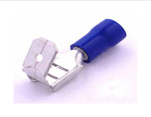 RED BLUE YELLOW PIGGY BACK INSULATED ELECTRICAL TERMINAL CRIMP CONNECTOR
