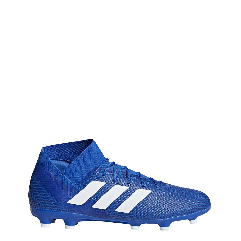 Adidas nemeziz 18.3 FG agilitymesh Soquí db2109 Team Mode azul