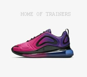 first rate 77a39 19014 Image is loading Nike-Air-Max-720-Hyper-Grape-Black-Hyper-
