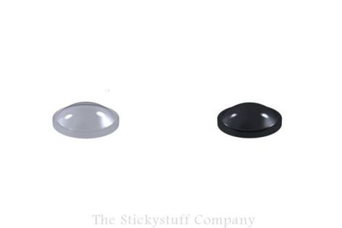 Polyurethane Feet Rubber Bumpers Stops 10 x 3.2mm High Self Adhesive