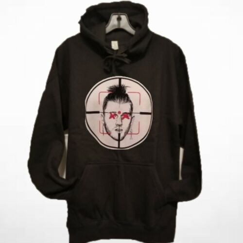 Shady Kelly Pullover Hoodie Killshot Eminem Black Gun Machine Mgk Men Slim 6qYwpp