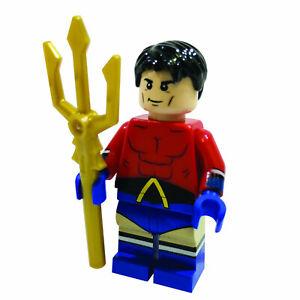 Brick-Loot-Exclusive-Aqua-Boy-Custom-LEGO-Minifigure-LIMITED-EDITION