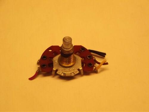 Marantz 250 Amplifier Original  Meter Range Switch Part