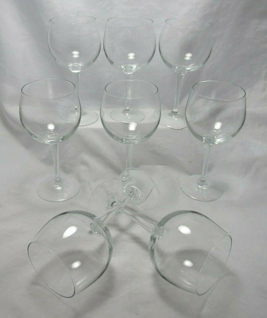 Bormioli Rocco Clear Glass Barolo Balloon rot Wine Glasses 16 Oz Set of 8