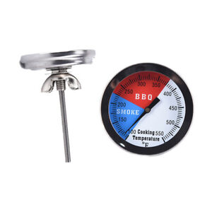 Stainless-Steel-Barbecue-BBQ-Smoker-Grill-Thermometer-Temperature-Gauge-100-55LI