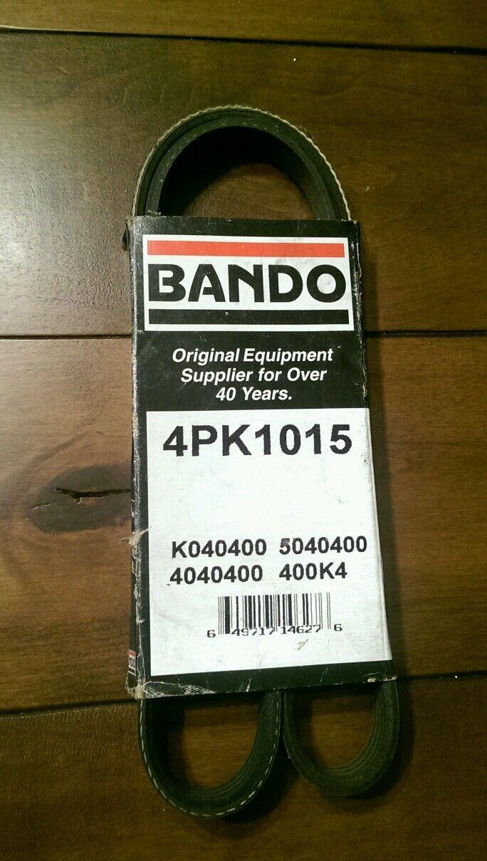 Serpentine Belt-LS Bando 4PK1015
