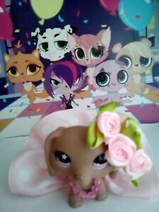 Charmant Vêtements Et Accessoires Made For Lps Littlest Pet Shop-afficher Le Titre D'origine Acheter Maintenant