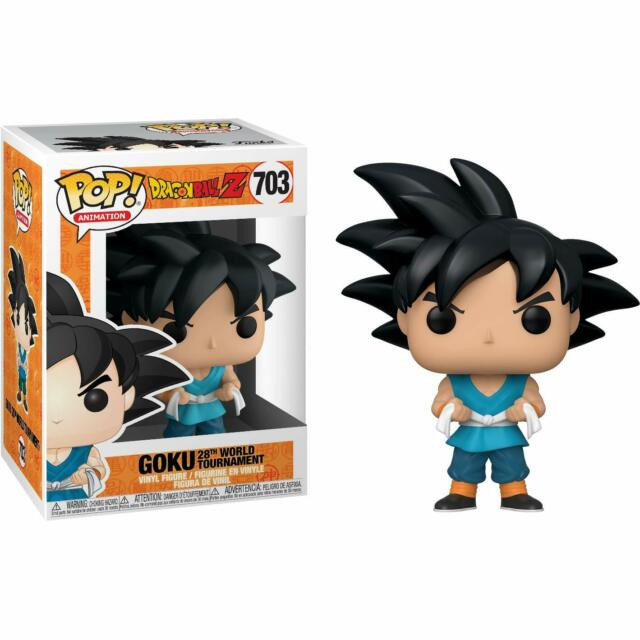 Funko Pop! Animation: Dragon Ball Z - Goku (BU) (World Tournament) Vinyl Figure