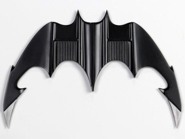 NECA Batman '89 Batarang Replica