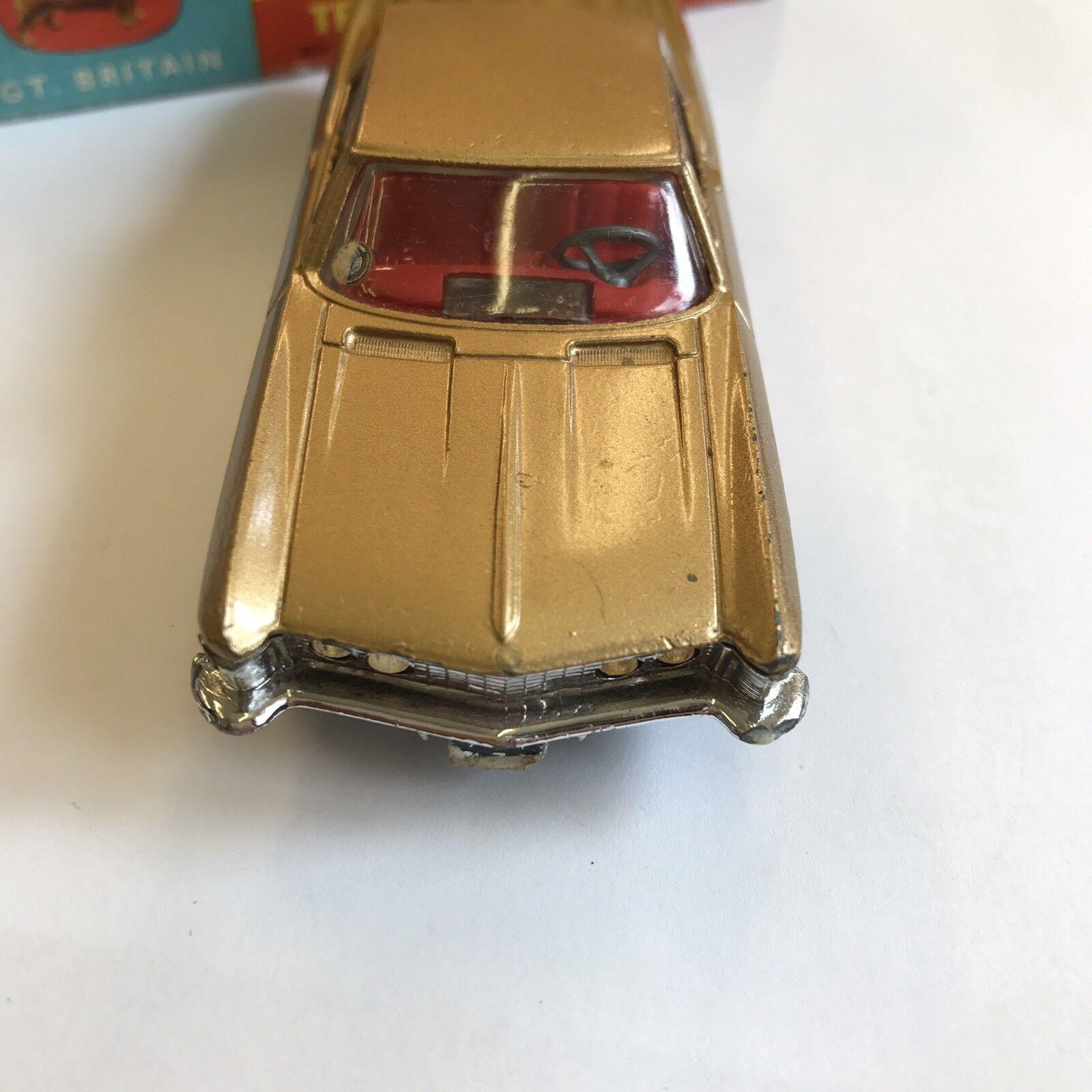 Cadeau de fin d'année, vente directe à l'usine Vintage CORGI CORGI CORGI Toys No 245 buick riviera or Coffret | Une Bonne Conservation De La Chaleur  33c556