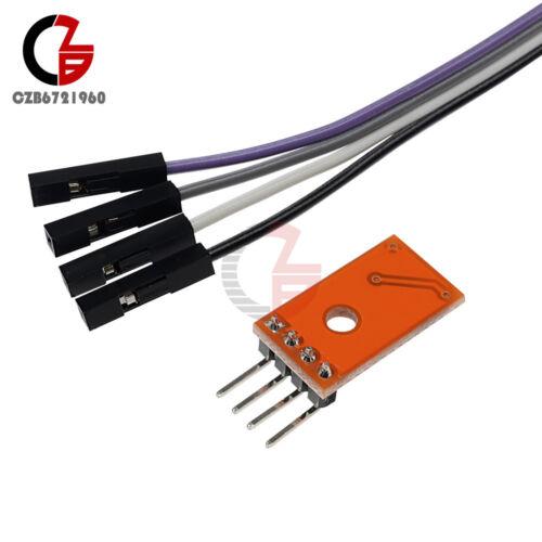 AT24C02 Data Storage Module I2C Interface EEPROM Memory Module 5.0mA 6.25V