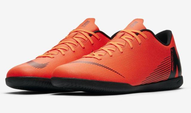 4274af726 Nike MercurialX Vapor XII Club IC Indoor Sz 9.5 Soccer Football Boots  AH7385 810