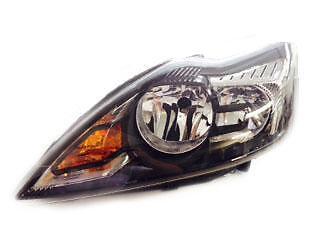 *NEW* HEADLIGHT HEAD LAMP BLACK for FORD FOCUS LV ZETEC 4//5DR 2009-2011 LEFT LHS