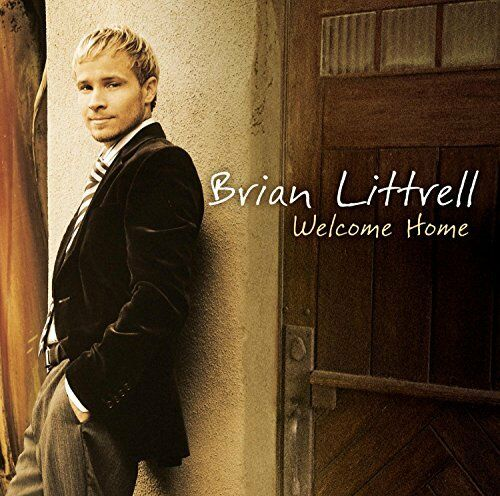 Brian Littrell - Welcome Home - Brian Littrell CD WSVG The Cheap Fast Free Post