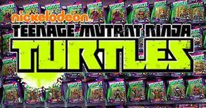 Figurines Action Tortues Ninja Adolescentes Emballage Original 2012-2015 Choisir