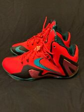 "24bfa4228f271 item 7 NIKE Lebron 11 XI Elite ""Super Heros"" Laser Crimson 642846-600 Men s  Size 12 -NIKE Lebron 11 XI Elite ""Super Heros"" Laser Crimson 642846-600  Men s ..."