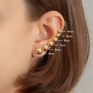 14K-Solid-Yellow-Gold-Ball-Stud-Earrings-6mm
