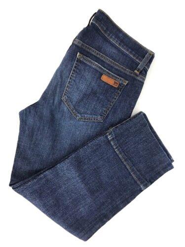 Denim Socialite 29 Taglia In Elma Joes da donna Stretch Capri Blue Kicker Jeans ZxqSwt0