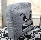 5inch Super Mario Bros Plush Soft Toys Cushion Pillow Thwomp Dossun Doll Cuddly