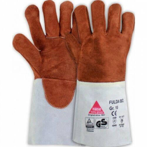 XL 366220 Handschutz MAG Handschuhe Hase MIG//MAG Handschuh Fulda Gr