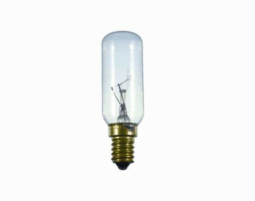S+H Scharnberger Backofenlampe Röhrenform 20x85 mm Sockel E14 220-260 Volt 25 W