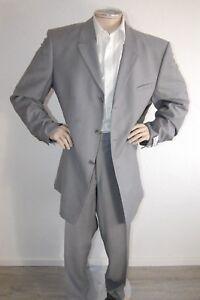 ** Wilvorst *** Business Costume 2 Pièces Veste + Pantalon Taille 58 Art.421002/22-afficher Le Titre D'origine