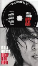 TANITA TIKARAM Closer To the People 2016 German 10-track promo CD