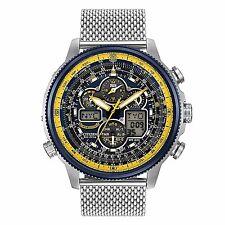 Citizen Navihawk A-T Chronograph Perpetual Men's Watch JY8031-56L