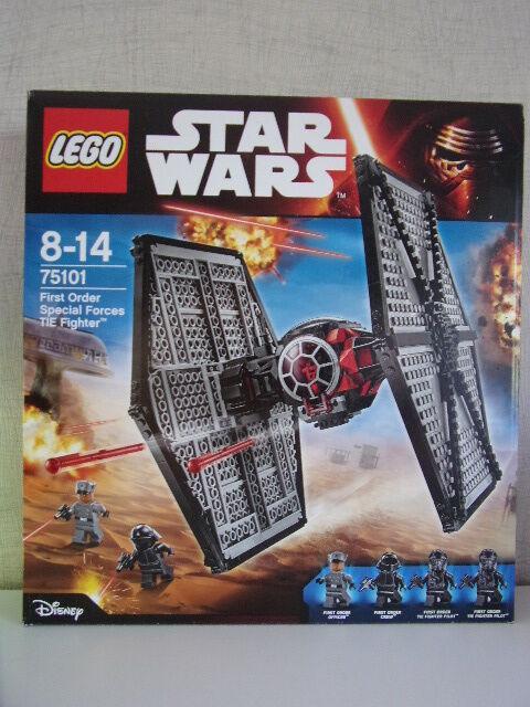 Lego Star Wars 75101 PREMIER Order Special Forces TIE FIGHTER -