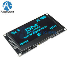 242 Inch Blue Oled Display Ssd1309 128x64 Spiiic Serial Port For Arduino C51