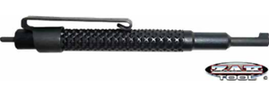 Zak-Tool-ZT14P-Black-Polymer-Pocket-Clip-Police-Corrections-Handcuff-Cuff-Key