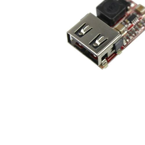 6-24V 24V 12V to 5V USB Step Down DC-DC Converter Module