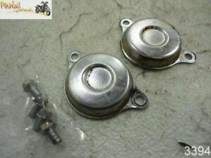 84-87-Honda-Goldwing-GL1200-A-I-SEI-LTD-CAM-SHAFT-CYLINDER-HEAD-COVER-QTY-2