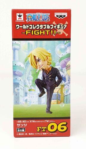 One Piece Sanji vinsmoke-communication Foundation Fight FT 06 collecte personnage NOUVEAU /& NEUF dans sa boîte